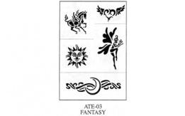 Dočasné tetovanie a zdobenie tela